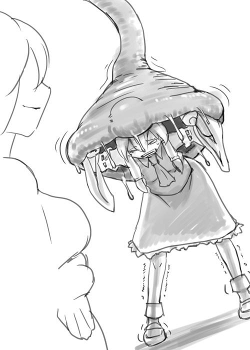 異種姦【触手蟲獣妖怪機械人外】総合スレ174匹目YouTube動画>6本 ->画像>789枚